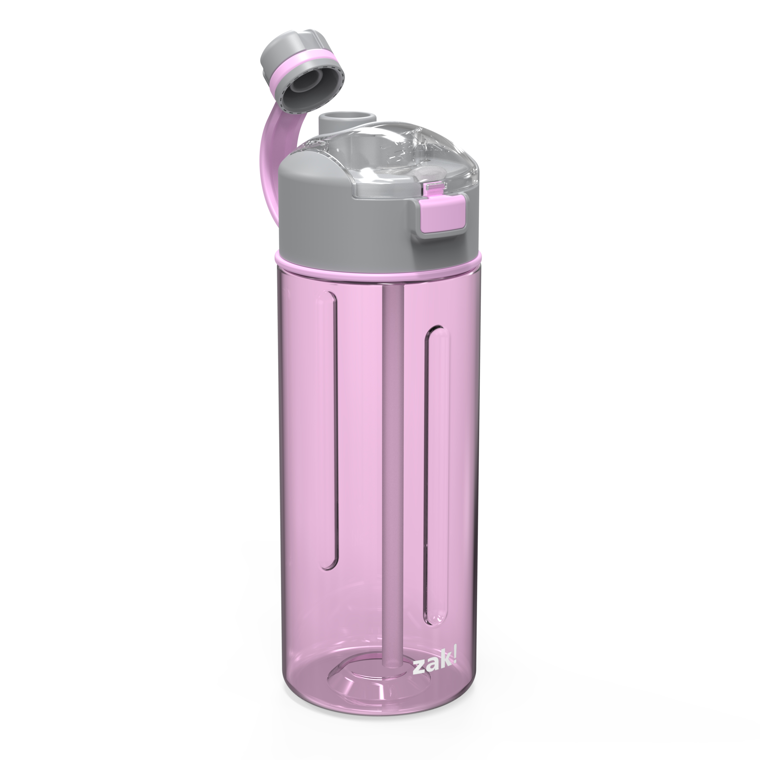 Genesis 24 ounce Water Bottle, Lilac slideshow image 4