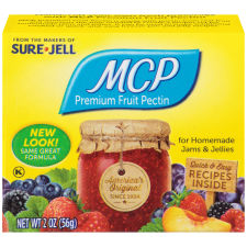 MCP Premium Fruit Pectin, 2 oz Box