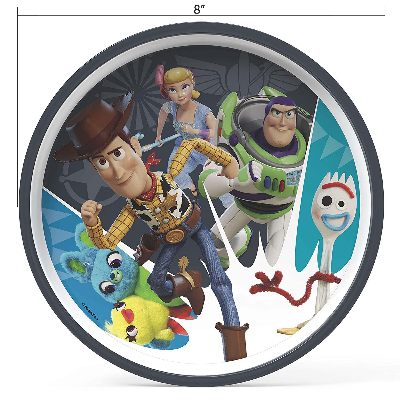 Disney Pixar Dinnerware Set, Toy Story 4, 5-piece set slideshow image 8