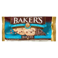 Baker's 100% Pure Milk Chocolate Chips