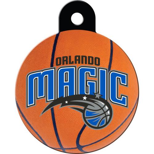 Orlando Magic Large Circle Quick-Tag 5 Pack