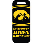 Iowa Hawkeyes Large Luggage Quick-Tag