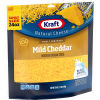 Kraft Mild Cheddar Finely Shredded Natural Cheese 24 oz Pouch