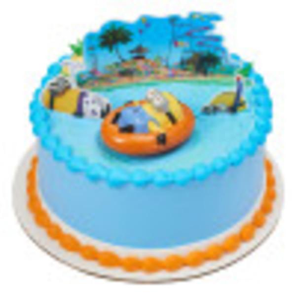 Minions Beach Party Decoset 174 Decopac