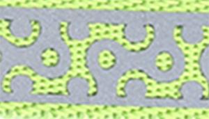 Lazer Brite Reflective Open-Design Dog Leash