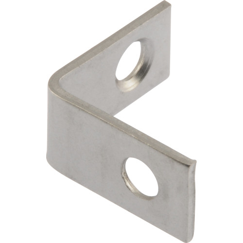 Hardware Essentials Stainless Steel Corner Brace 1