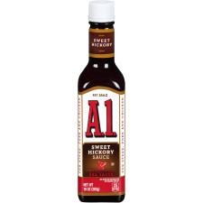 A.1.Original Sweet Hickory Steak Sauce 10 oz Bottle