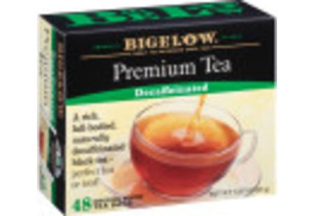 Premium Black Decaf Tea - Case of 6 boxes - total of 288 teabags
