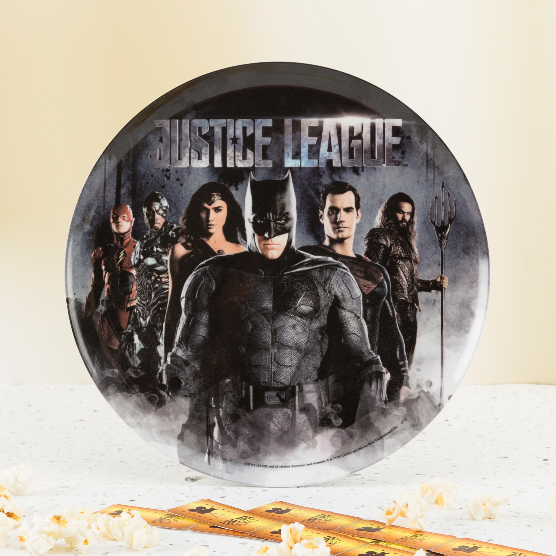 DC Comics Kids Plate, Justice League slideshow image 2