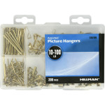 Hillman Conventional Picture Hanging Hook Kits