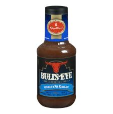 Bull's-Eye Chicken & Rib Renegade BBQ Sauce