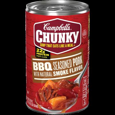 BBQ Seasoned Pork Soup