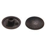 Black Trim Caps (for 10mm Hex Socket Connector Screw Head)