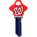 MLB Washington Nationals Key Blank