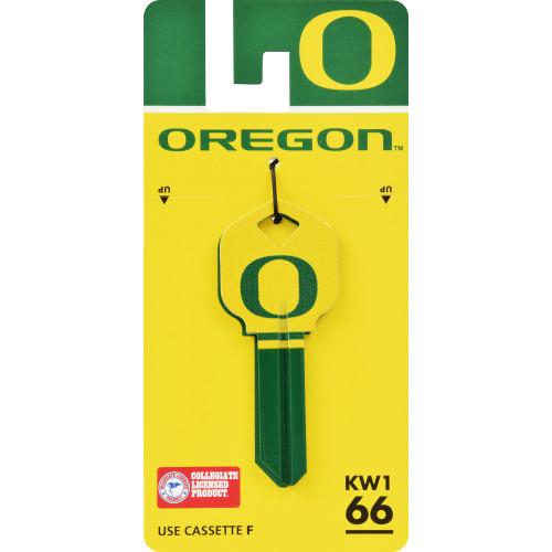 University of Oregon Key Blank