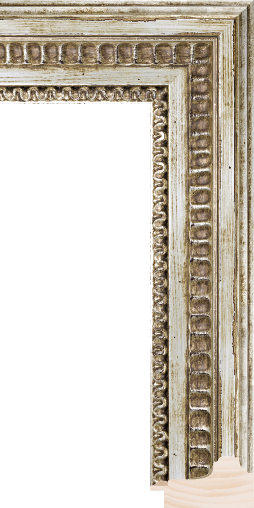 Salon 1789 Versailles Silver 2 5/16