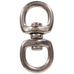 Hardware Essentials Double Round Swivels