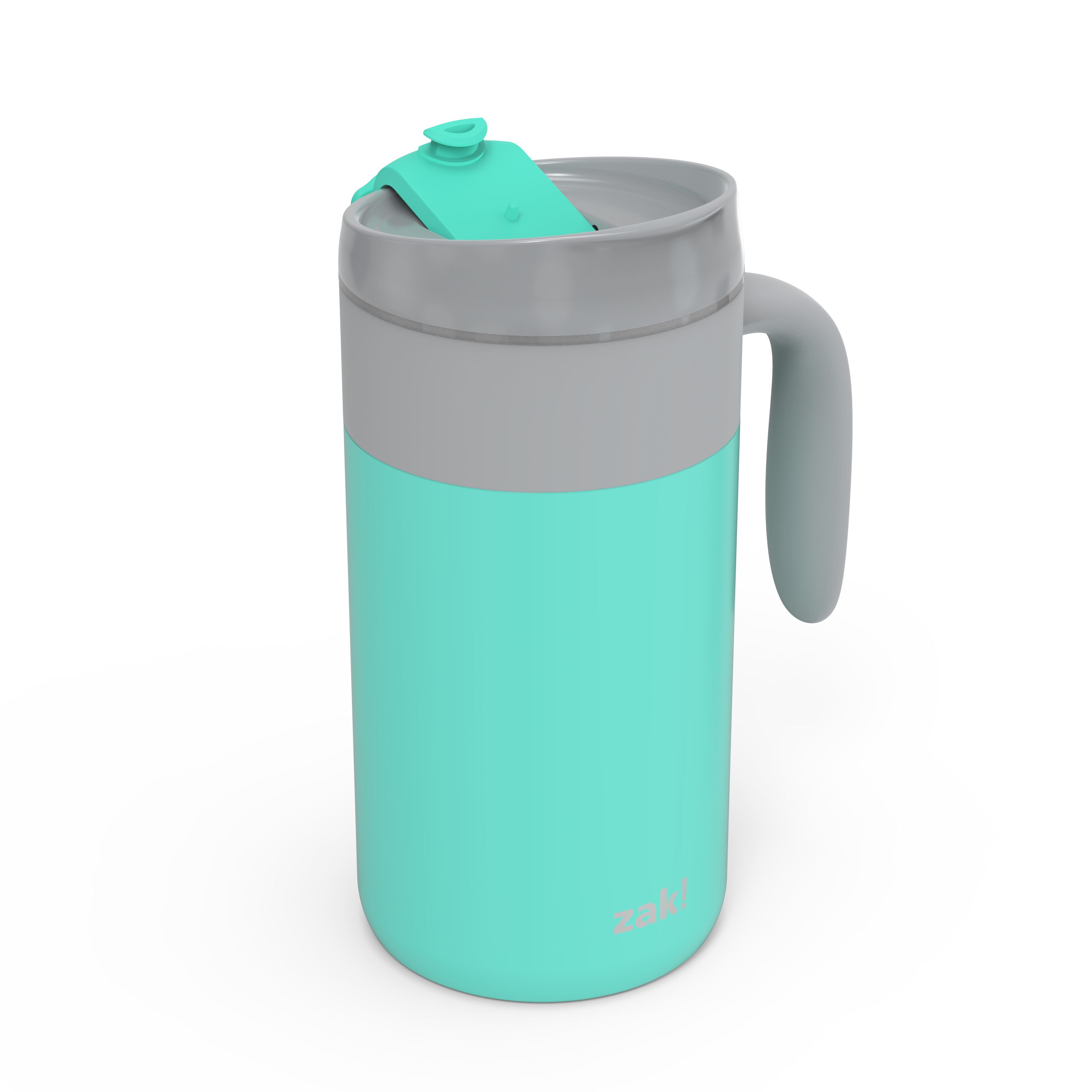 Aberdeen 20 ounce Vacuum Insulated Stainless Steel Tumbler, Green slideshow image 3