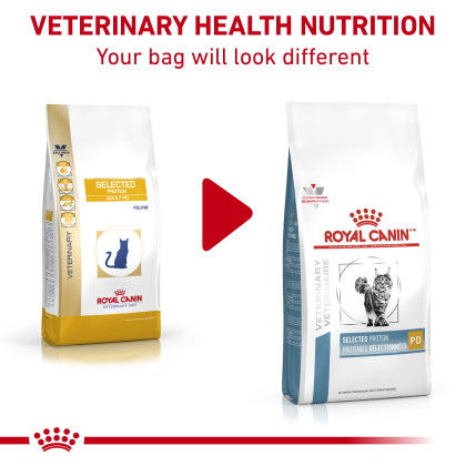 Royal Canin Veterinary Diet Feline Selected Protein PD Dry Cat Food