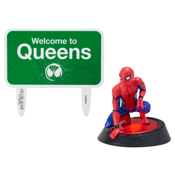 Marvel's Spider-Man Homecoming Welcome to Queens DecoSet®