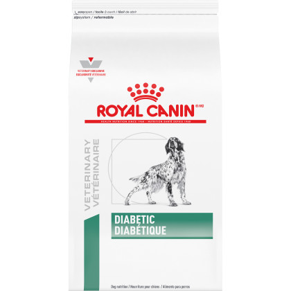 Royal Canin Veterinary Diet Canine Diabetic Dry Dog Food