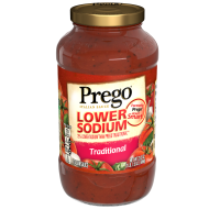 Lower Sodium Traditional Italian Sauce