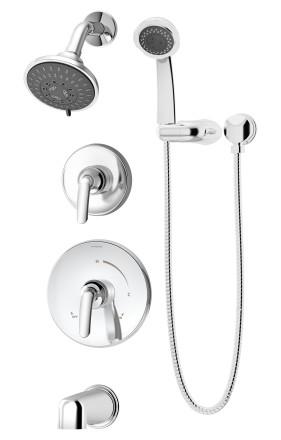 Elm Tub/Shower Trim
