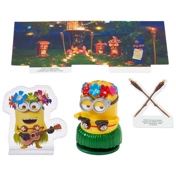 Despicable Me 3 Hula Party DecoSet®