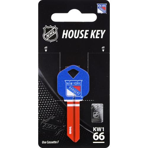 NHL NY Rangers Key Blank