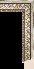 Salon 1789 Versailles Silver 1 3/4