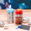 Cars 3 15.5 ounce Water Bottle, Lightning McQueen & Jackson Storm slideshow image 3