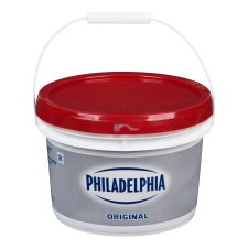 PHILADELPHIA Original Cream Cheese Pail 3kg 1