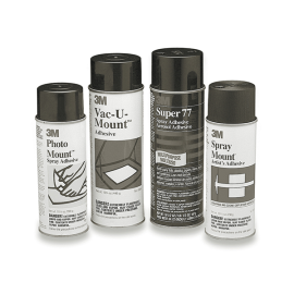 3M #77 Spray Adhesive