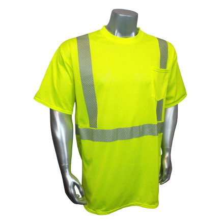 Radwear USA Original Breezelight™ II Class 2 T-Shirt