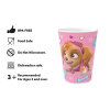 Paw Patrol Dinnerware Set, Skye and Everest, 5-piece set slideshow image 13