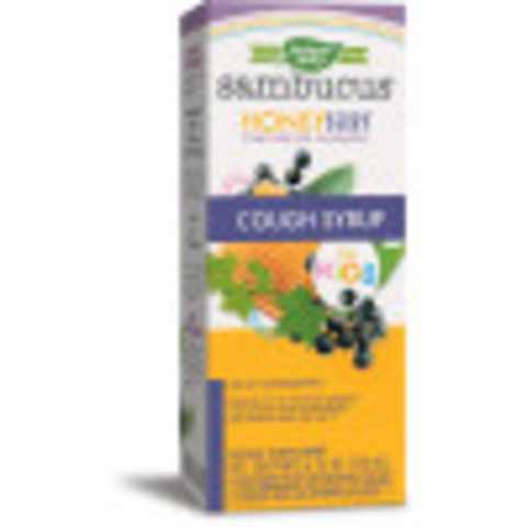 Sambucus HoneyBerry Kids Cough Syrup