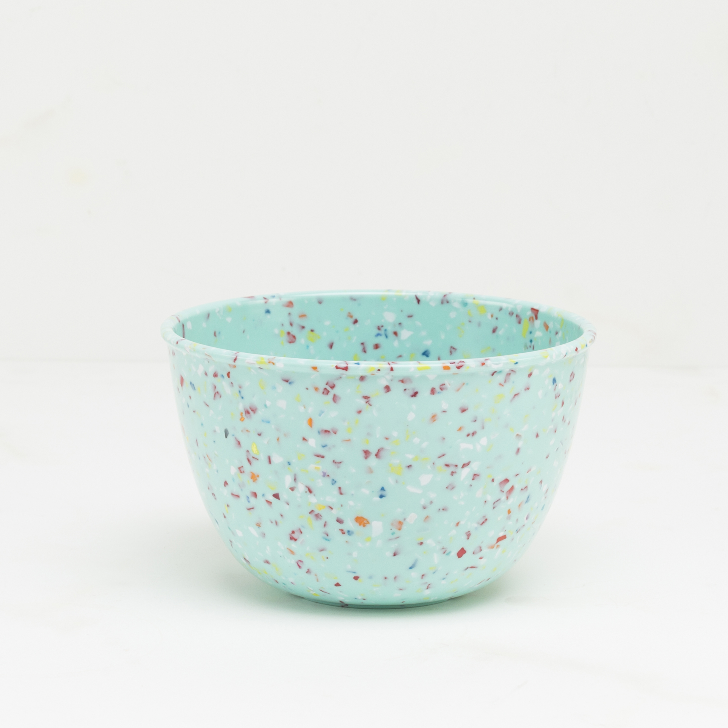 Confetti 24 ounce Soup Bowl, Mint, 6-piece set slideshow image 11