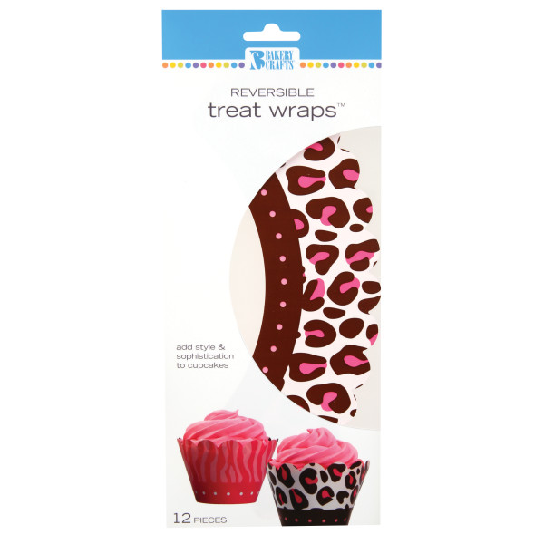 Safari Reversible Treat Wraps®