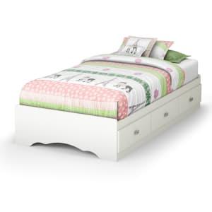 Tiara - Mates Bed with 3 Drawers