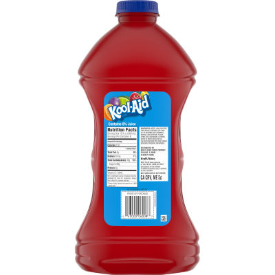 Kool-Aid Tropical Punch Ready-to-Drink Soft Drink 96 fl oz Bottle