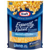 Kraft Pizza Style Mozzarella & Cheddar Shredded Natural Cheese 8 oz Pouch
