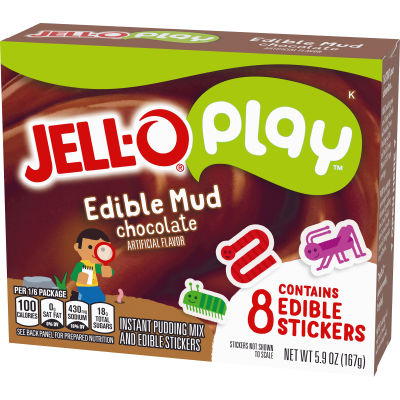 Edible Mud