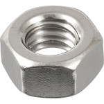 Fine Thread Stainless Steel Hex Nuts