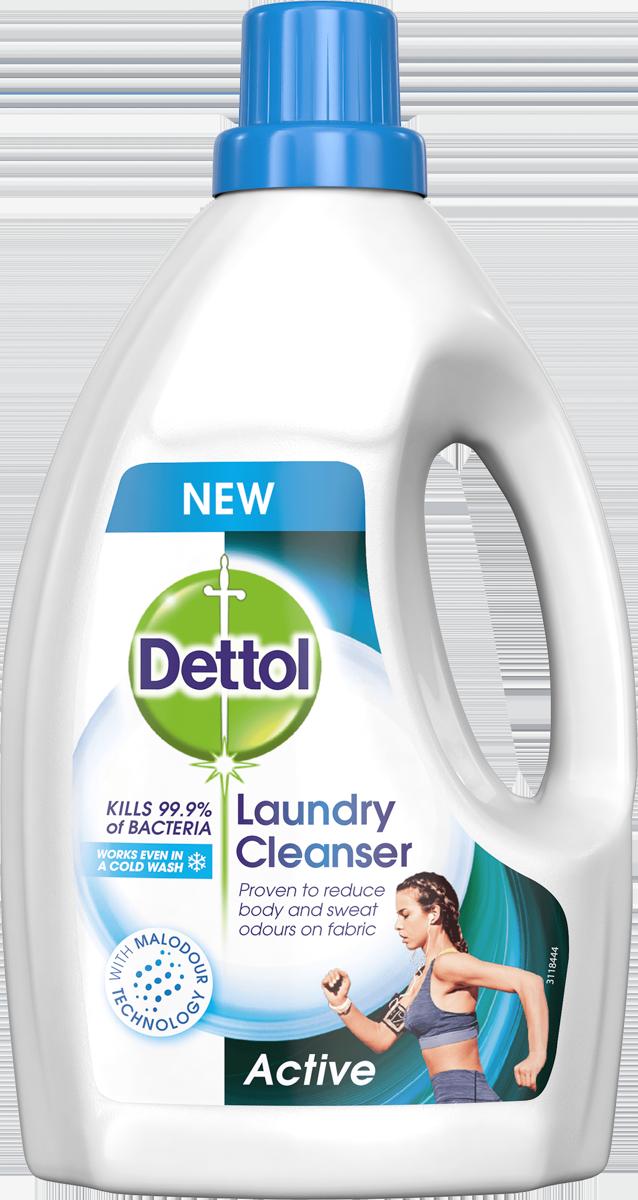 Dettol Laundry Cleanser Active