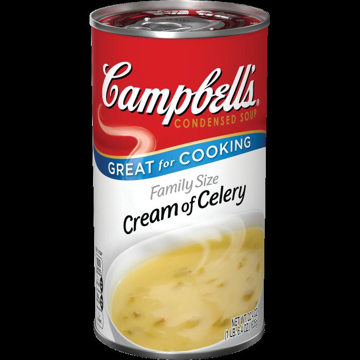 Family Size Cream of Celery Soup