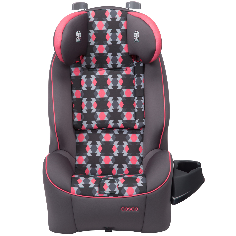 Cosco-Easy-Elite-3-in-1-Convertible-Car-Seat-Disco-Ball-Berry thumbnail 20