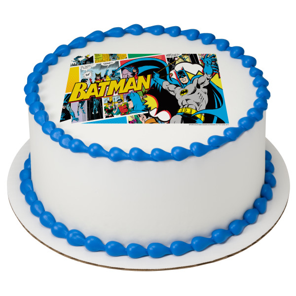 Batman-POP! PhotoCake® Image