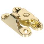 Hardware Essentials Crescent Sash Locks