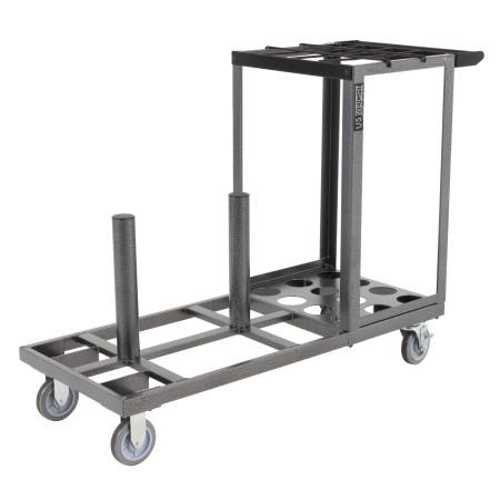 Statesman Cart Bundle - Silver Steel 9