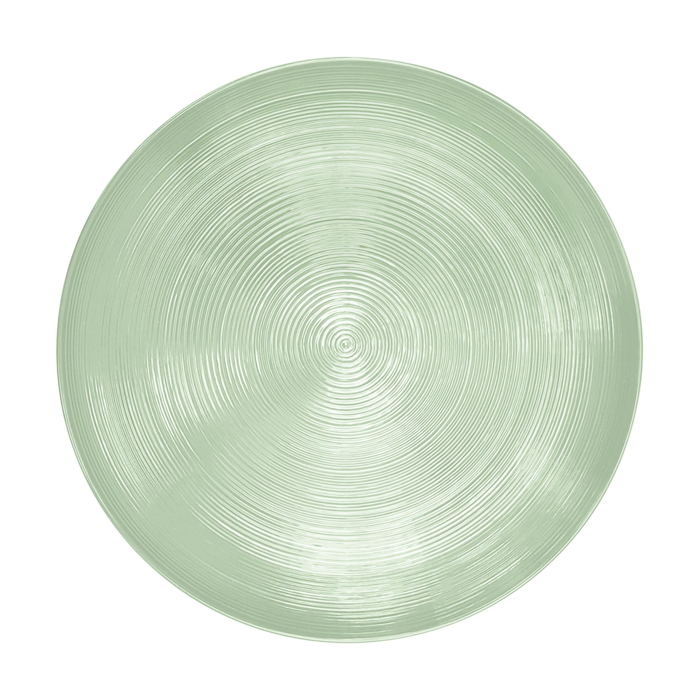 American Conventional Plate & Bowl Sets, Sage, 12-piece set slideshow image 3